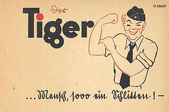 Tiger Tank Manual pic