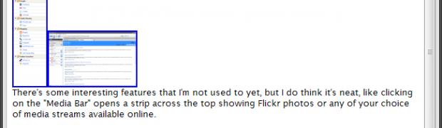Using Flock 1.0 - So far, so good!