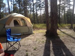 Summer camping 2014